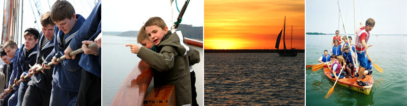 Bells Nautical Trust sponsors educational projects, Scotland, UK